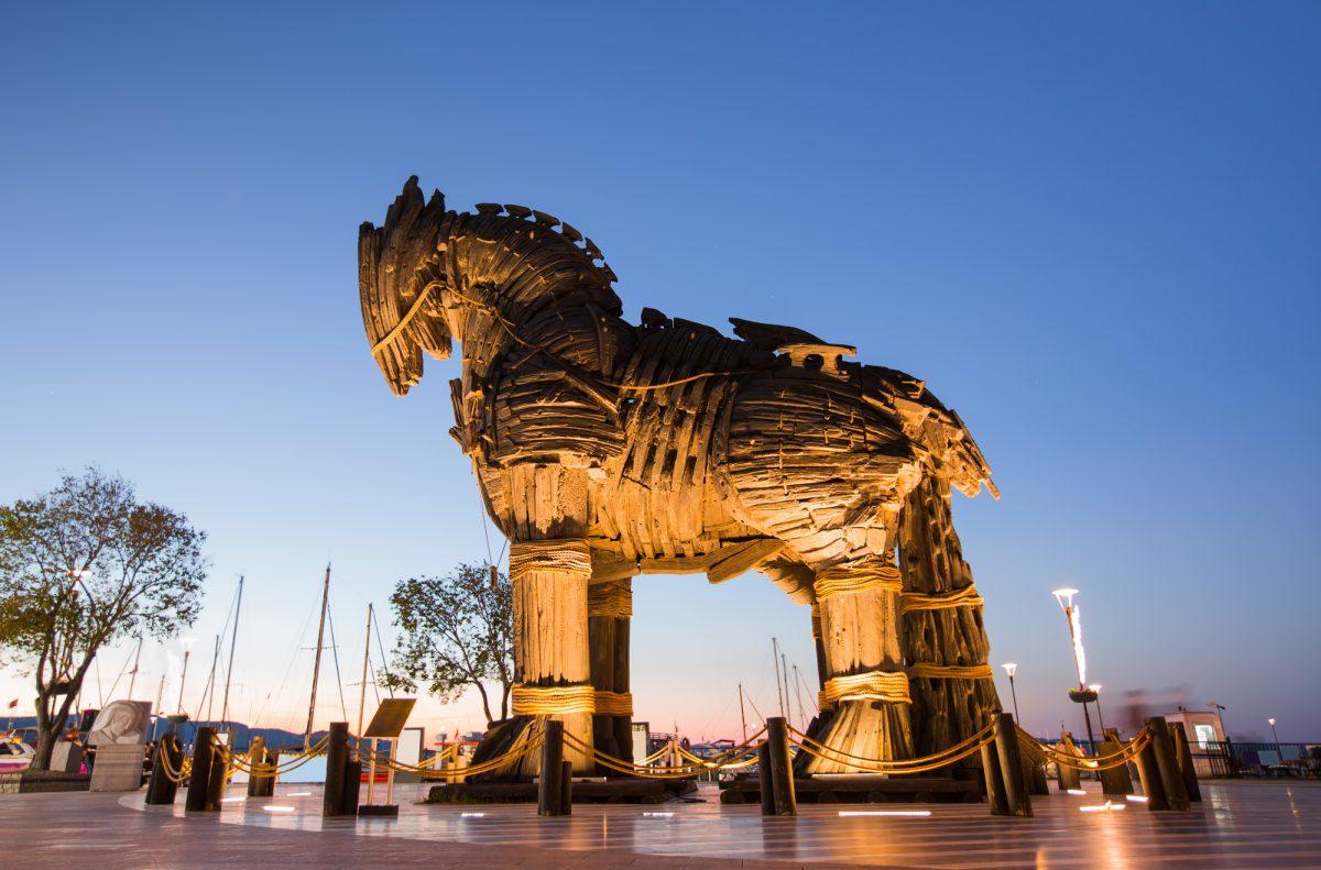 Lead Magnet Into A Trojan Horse