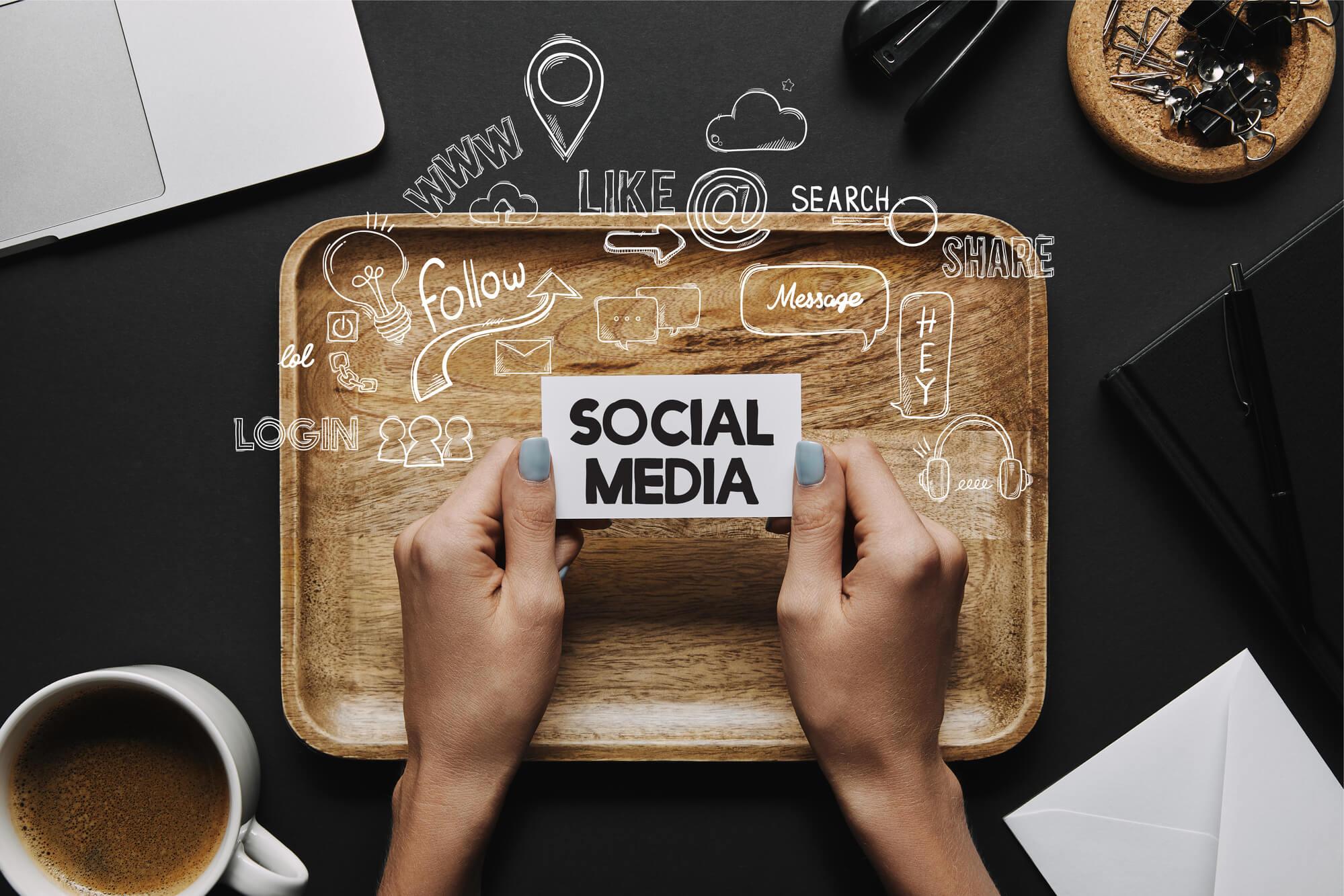 Social Platforms Optimised