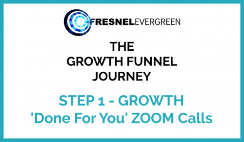 Step 1 GROWTH - Done For You Membership