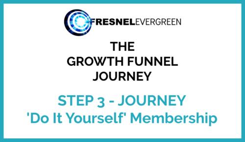 Step 3 JOURNEY - Do It Yourself Membership