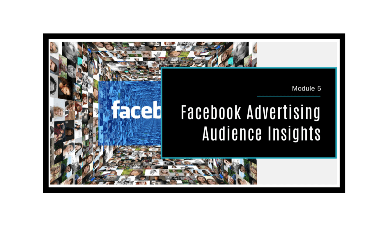 Facebook Advertising Made Simple Module 5