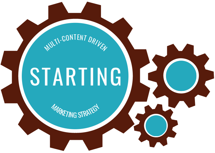 Growth FunnelJourney Multi-content driven marketing strategy starting